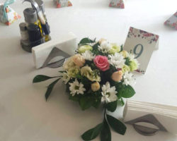 Сватбена украса - НДК