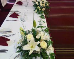 Сватбена украса